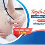 Tuyển sinh cao đẳng hộ sinh tại Sài Gòn năm 2018
