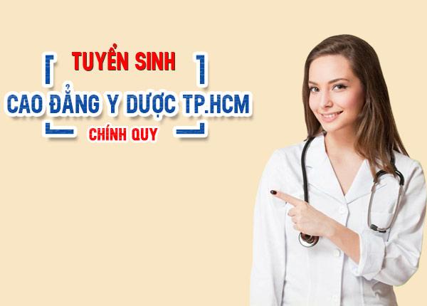 Tuyển sinh cao đẳng y dược Sài Gòn