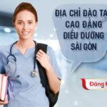 Địa chỉ đào tạo ngành Điều dưỡng uy tín năm 2019