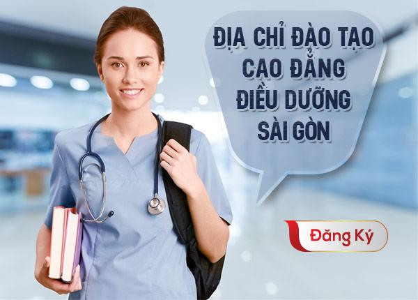Đào tạo điều dưỡng viên chuyên nghiệp tại Sài Gòn