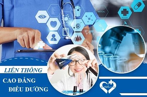 Địa chỉ Liên thông Cao đẳng Điều dưỡng Sài Gòn chất lượng năm 2018
