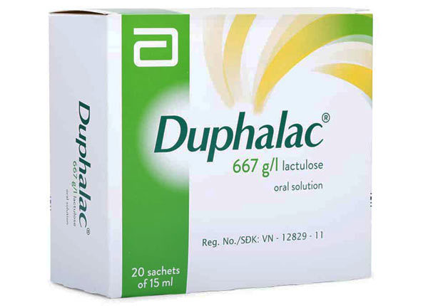 Liều lượng và cách sử dụng thuốc Duphalac điều trị táo bón