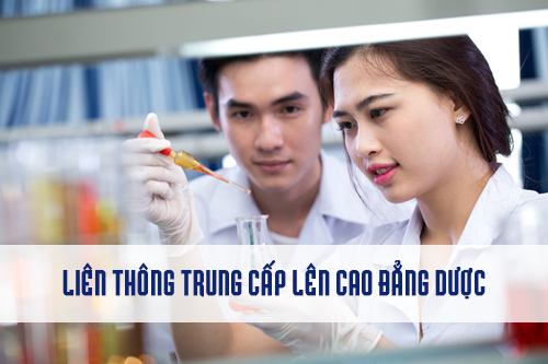 Học liên thông cao đẳng dược ở đâu chất lượng?