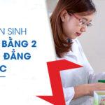 Đào tạo Văn bằng 2 Cao đẳng Dược Sài Gòn ngoài giờ hành chính T7&CN