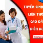 Quy định thời gian học Liên thông Cao đẳng Điều dưỡng Sài Gòn năm 2019