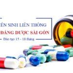 Đào tạo Liên thông Cao đẳng Dược Sài Gòn trái ngành chỉ trong 18 tháng