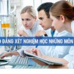 Bật mí những môn học trong chương trình cao đẳng xét nghiệm Sài Gòn