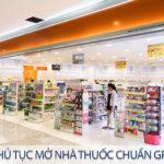 Hướng dẫn thủ tục mở nhà thuốc tư nhân tại TPHCM?