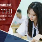 6 điểm thay đổi trong kì thi THPT quốc gia năm 2019