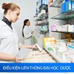 Quy chế liên thông Đại Học Dược TPHCM năm 2019?