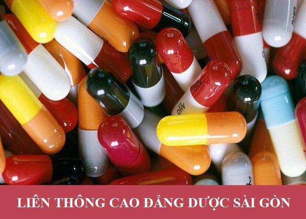 Tuyển sinh liên thông cao đẳng dược Sài Gòn năm 2019