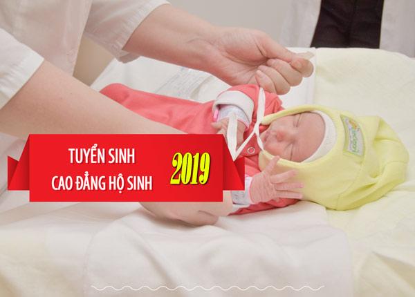Thông tin tuyển sinh ngành Hộ sinh năm 2019