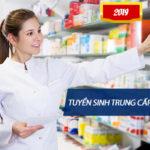 Tuyển sinh trung cấp Dược TPHCM năm 2019 hình thức xét tuyển