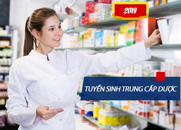 Tuyển sinh Trung cấp Dược Sài Gòn năm 2019
