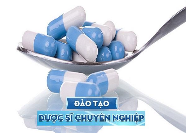 Trường Dược Sài Gòn địa chỉ đào tạo Dược sĩ chuyên nghiệp
