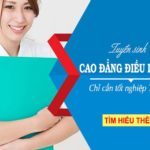 Điều kiện tuyển sinh Cao đẳng Điều dưỡng Sài Gòn năm 2019