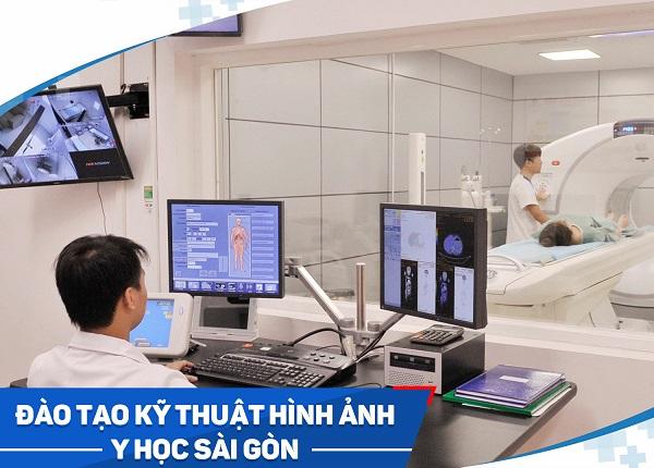 Đào tạo kỹ thuật viên hình ảnh y học tại Sài Gòn