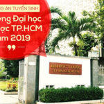 Trường ĐH Y Dược TP.HCM công bố phương án tuyển sinh năm 2019