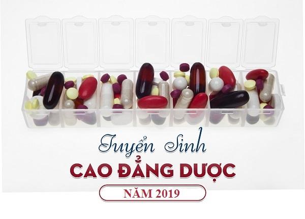 Phương thức tuyển sinh Cao đẳng Dược Sài Gòn năm 2019 quy định ra sao?