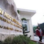 Tổ chức xét tuyển 2 đợt năm 2019 Trường Đại học Quốc gia Hà Nội