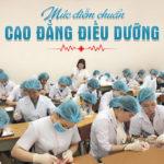 Điểm chuẩn cao đẳng điều dưỡng Sài Gòn năm 2019