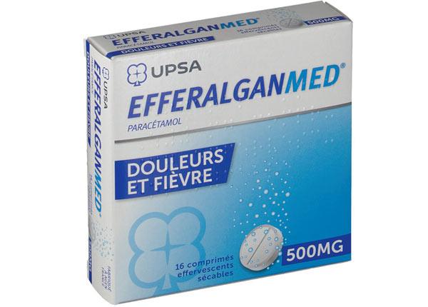 Cách dùng thuốc Efferalgan 500mg giúp giảm đau hạ sốt