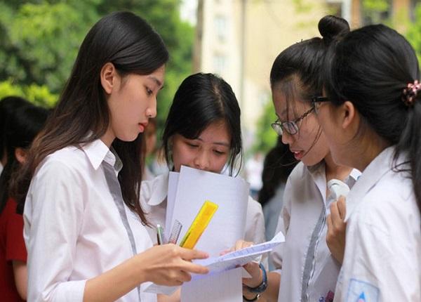 Đề thi tham khảo THPT quốc gia năm 2019 bám sát chuẩn kiến thức của chương trình THPT