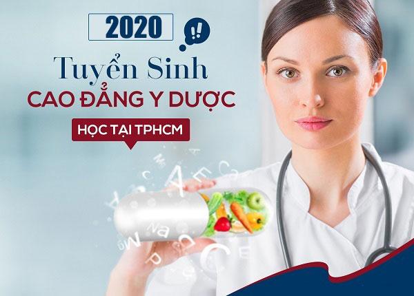 Tuyển sinh Cao đẳng Y Dược Sài Gòn năm 2020