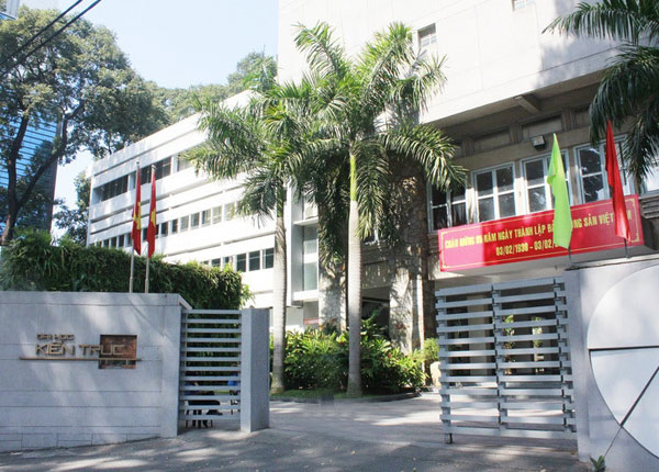 Đại học Kiến trúc TPHCM vẫn giữ phương án tuyển sinh như năm trước