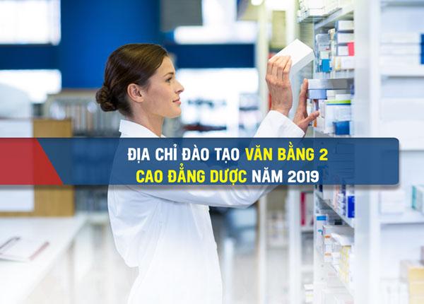 Địa chỉ đào tạo Văn bằng 2 Cao đẳng Dược tại Sài Gòn uy tín chất lượng