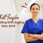 Cao đẳng Điều dưỡng Sài Gòn tuyển sinh năm 2019