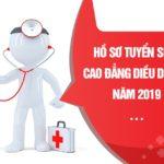 Hướng dẫn hồ sơ tuyển sinh Cao đẳng Điều dưỡng Sài Gòn năm 2019