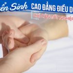 Điều kiện tuyển sinh Cao đẳng Điều dưỡng Sài Gòn năm 2019 là gì?