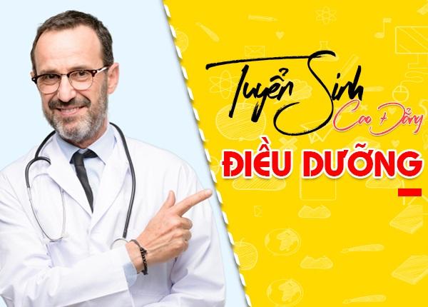 Tuyển sinh Cao đẳng Điều dưỡng năm 2019 yêu cầu tốt nghiệp THPT