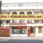 Trường Cao đẳng Y tế Khánh Hòa tuyển sinh năm 2019