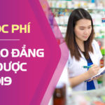 Học phí Trường Cao đẳng Dược Sài Gòn năm 2020