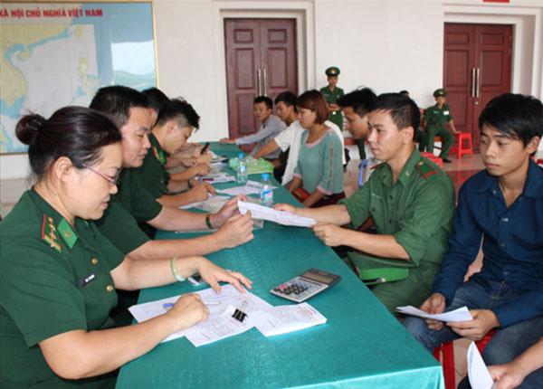 Trường quân đội có nhiều thủ khoa từ Hòa Bình