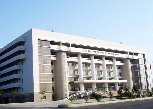 Mã ngành mã trường đại học quốc gia TPHCM năm 2019