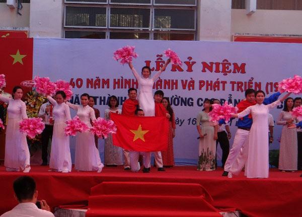 Một số hoạt động trường cao đẳng Y tế Bình Thuận