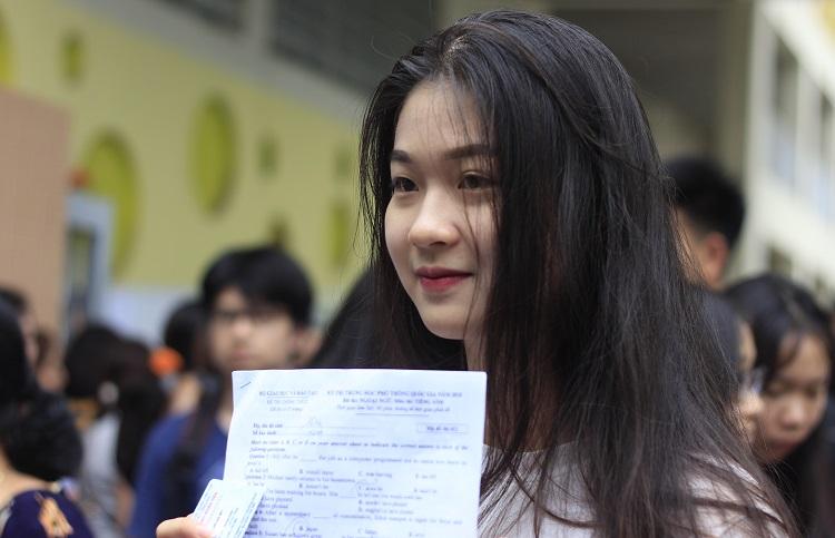 Học sinh lựa chọn bài thi KHXH năm 2019 nhiều vì cơ hội đỗ TN cao