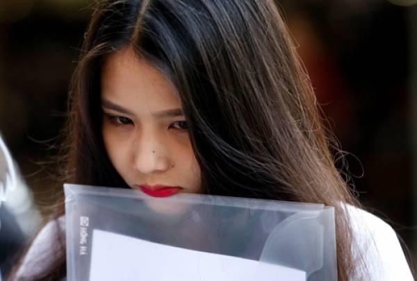 Học sinh lúng túng khi làm hồ sơ đăng ký thi thpt quốc gia 2019
