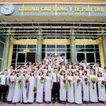 Trường cao đẳng y tế Phú Thọ tuyển sinh năm 2019