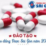 Hướng dẫn hồ sơ Liên thông Cao đẳng Dược Sài Gòn năm 2020