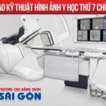 Điều kiện Liên thông Cao đẳng Kỹ thuật hình ảnh Y học Sài Gòn