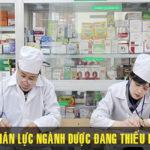 Kinh doanh nhà thuốc bùng nỗ nhưng lại thiếu nguồn Dược sĩ trầm trọng