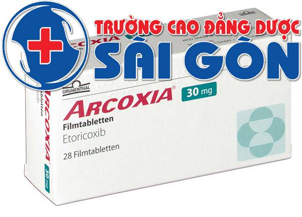 Hướng dẫn cách sử dụng thuốc Arcoxia trong điều trị viêm khớp