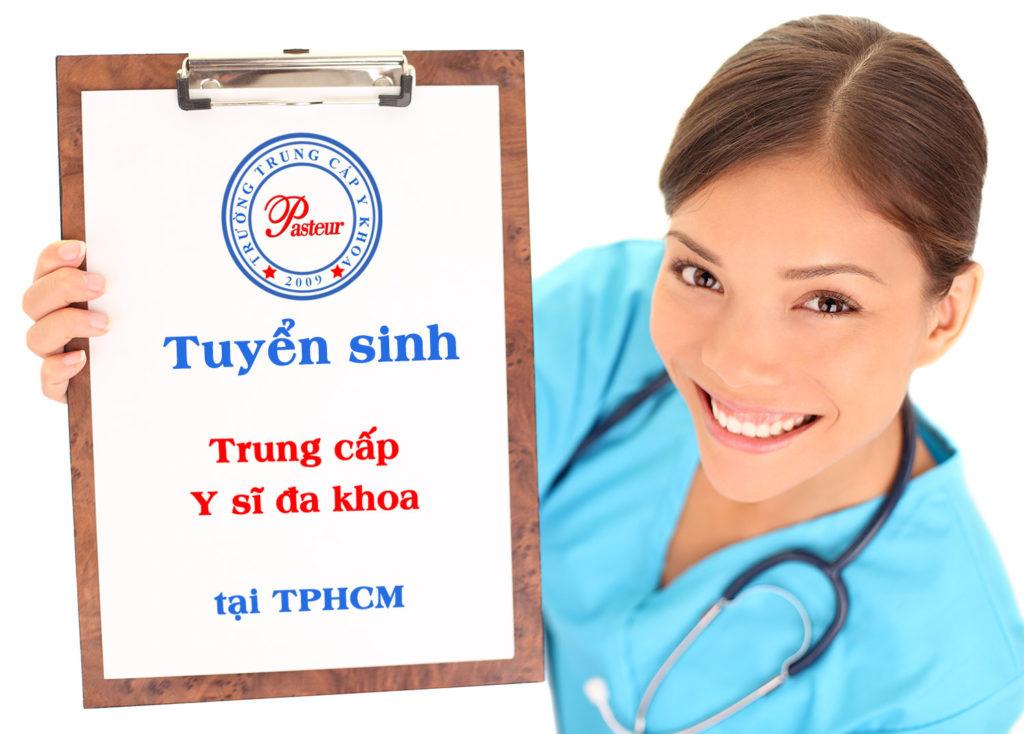 Thông tin tuyển sinh Y sĩ đa khoa năm 2021 học tại Hồ Chí Minh.