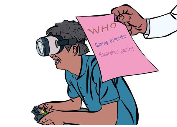 Tại sao WHO lại coi nghiện game là bệnh tâm thần?