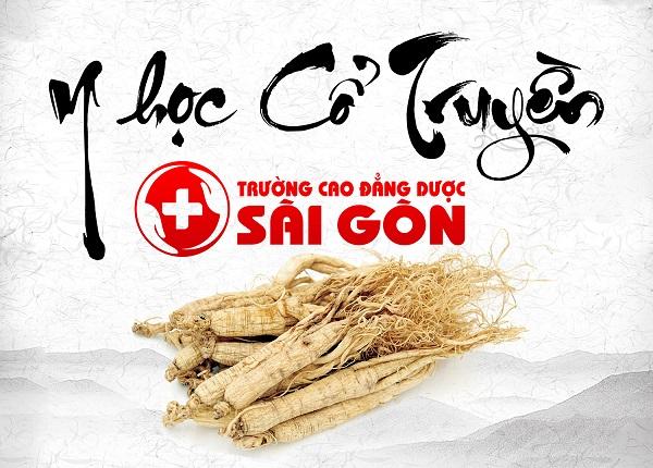 Thông tin tuyển sinh Trung cấp Y học cổ truyền Sài Gòn năm 2020