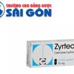 Dược sĩ hướng dẫn sử dụng thuốc Zyrtec® an toàn